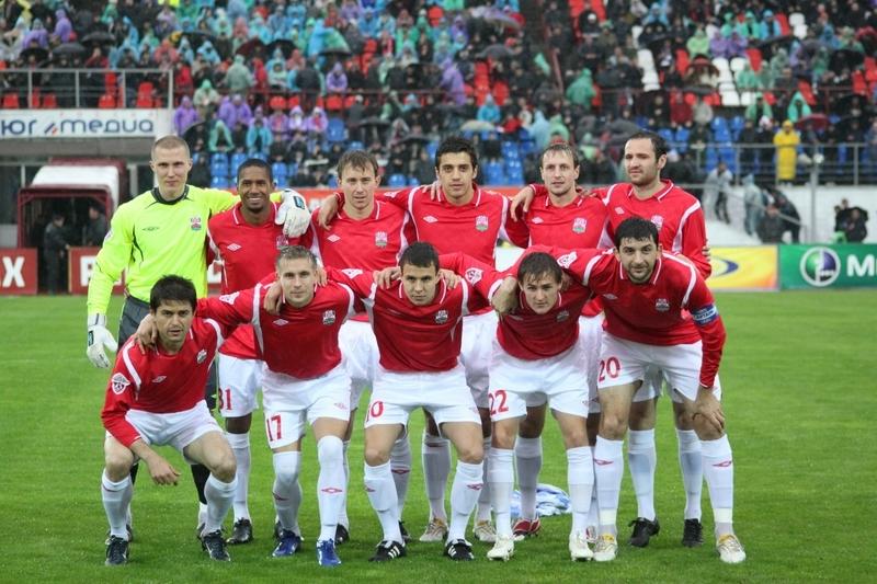 Спартак (Нальчик) - 2010