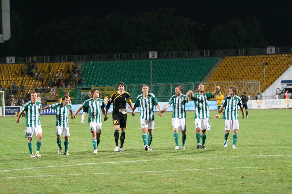 ФК Томь (Томск) - 2011_12