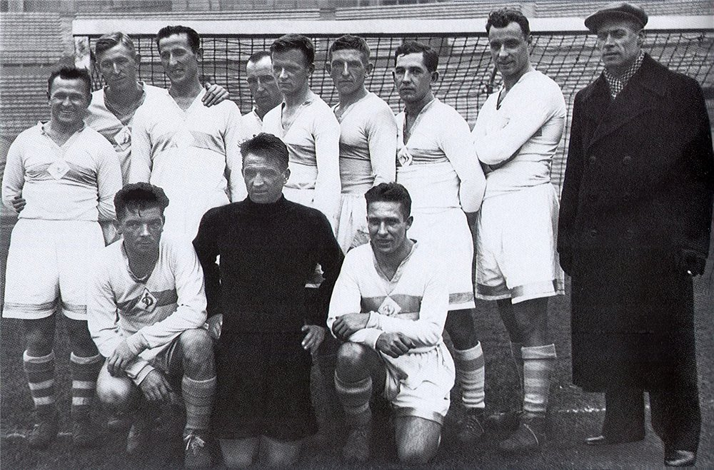 Динамо (Москва) - 1937. Первое место