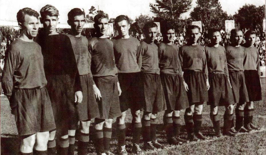 Локомотив (Харьков) - 1950