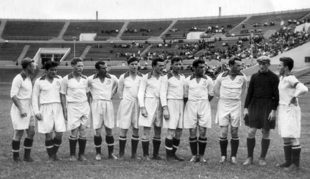 Динамо (Киев) - 1952