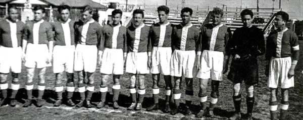 Локомотив (Москва) - 1952