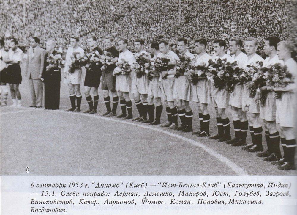 Динамо (Киев) - 1953