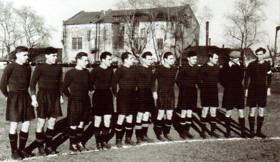 Локомотив (Харьков) - 1953