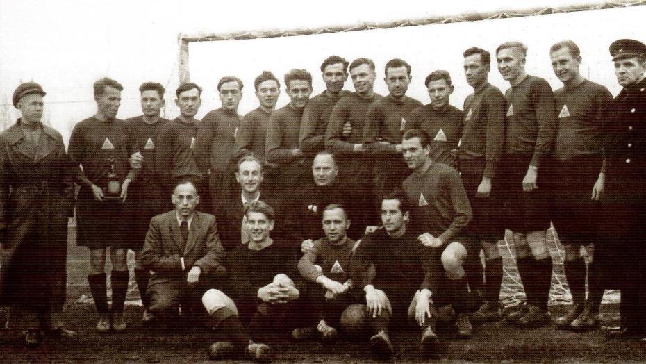 Локомотив (Харьков) - 1954