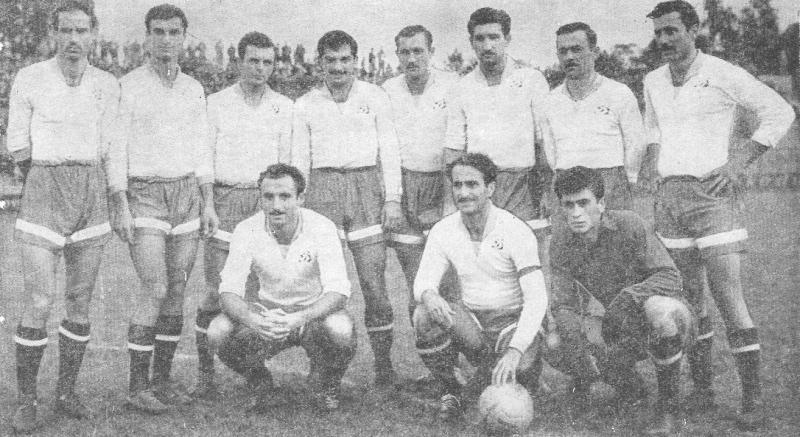 Динамо (Тбилиси) - 1959. Нажмите, чтобы посмотреть истинный размер рисунка