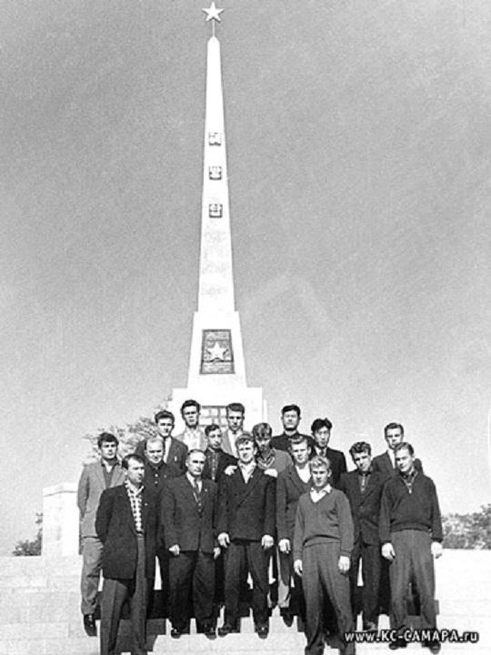 Крылья Советов (Куйбышев) - 1960