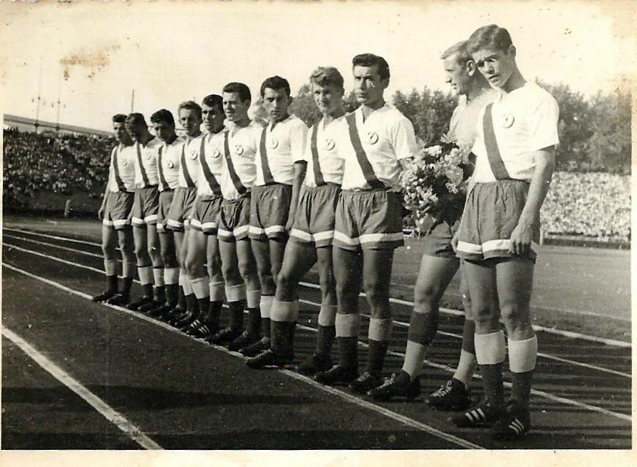 Динамо (Киев) - 1962