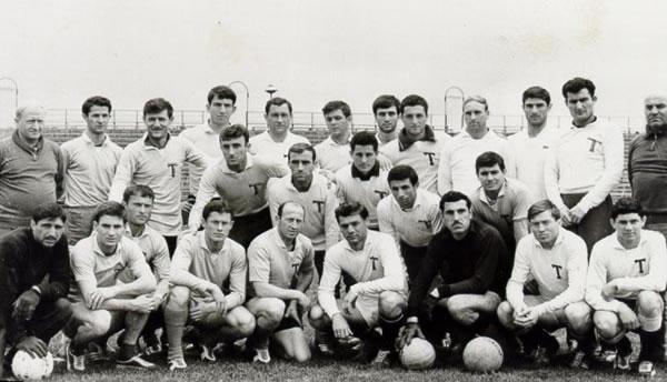 Торпедо (Кутаиси) - 1963