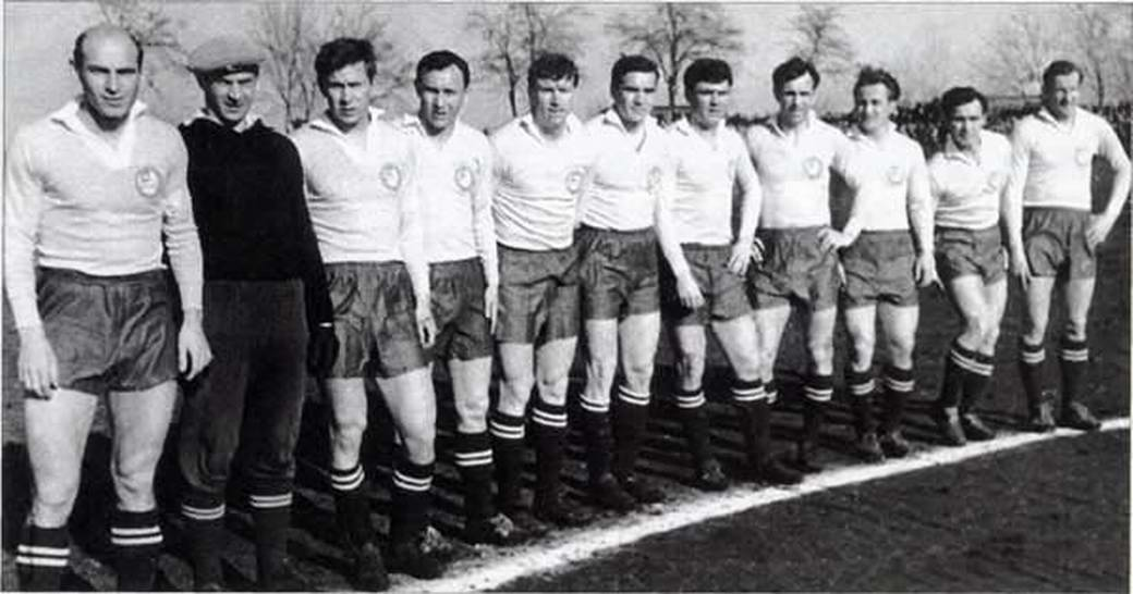 Локомотив (Москва) - 1963