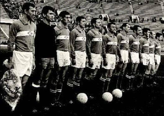 Спартак (Москва) - 1964