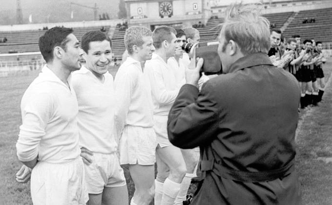 Кайрат (Алма-ата) - 1964