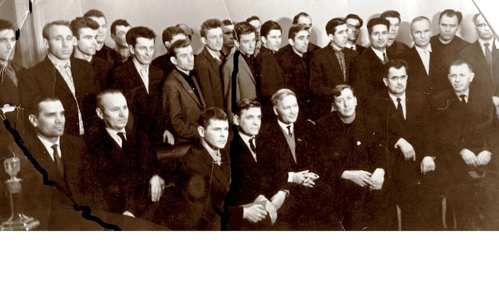 Шинник (Ярославль) - 1964