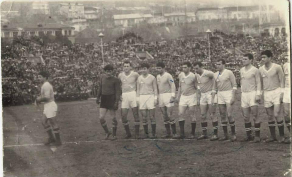 Арарат (Ереван) - 1966