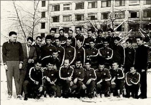 Спартак (Москва) - 1967