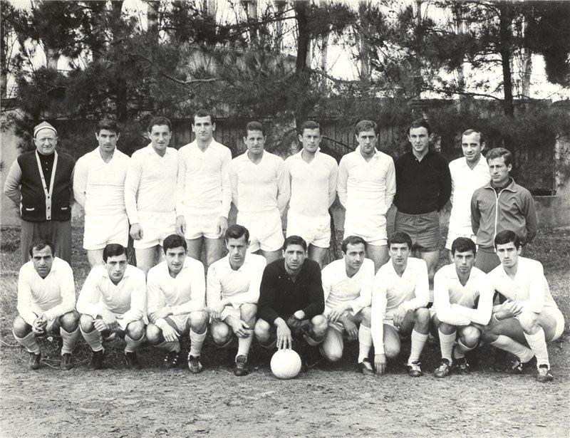 Торпедо (Кутаиси) - 1967