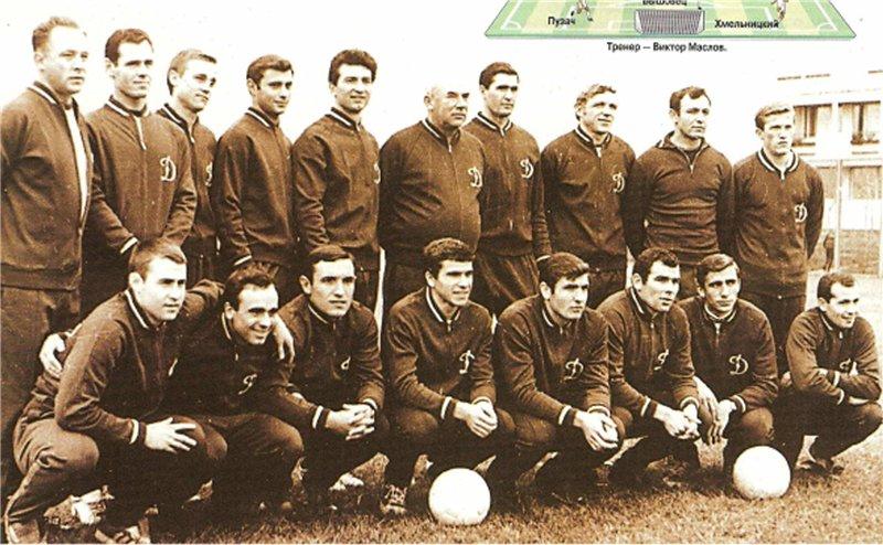 Динамо (Киев) - 1969