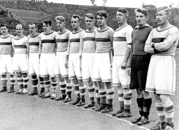 Динамо (Киев) - 1939