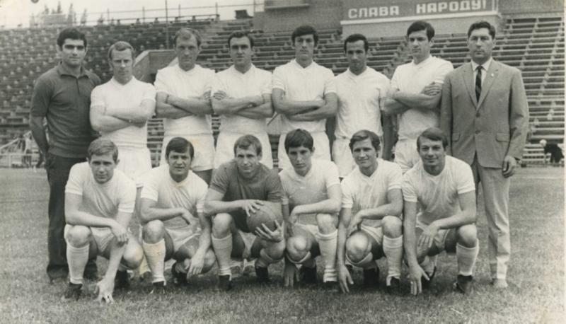 Заря (Ворошиловград) - 1971. Нажмите, чтобы посмотреть истинный размер рисунка