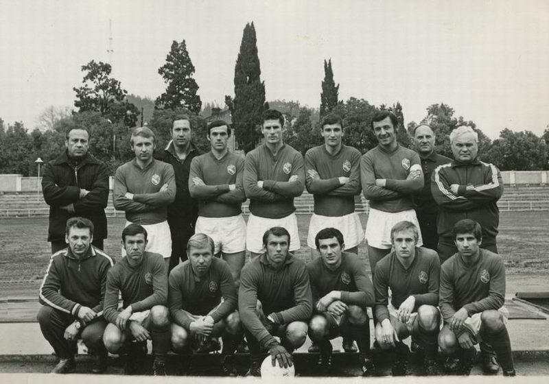 ЦСКА (Москва) - 1973