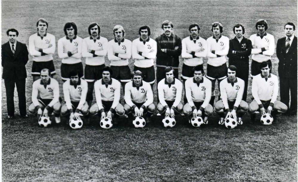 Динамо (Москва) - 1976 весна