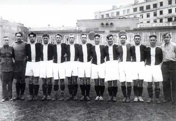 Локомотив (Москва) - 1940