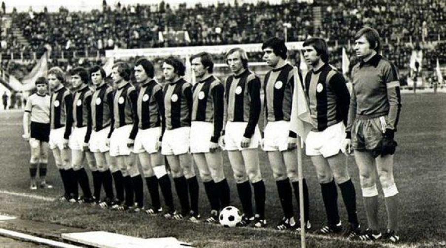 Шахтёр (Донецк) - 1977