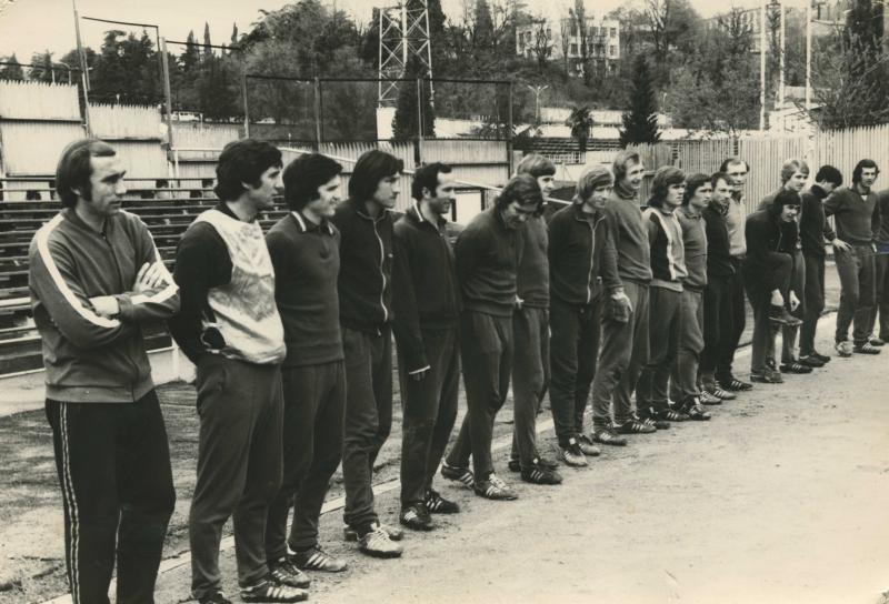 Заря (Ворошиловград) - 1977. Нажмите, чтобы посмотреть истинный размер рисунка