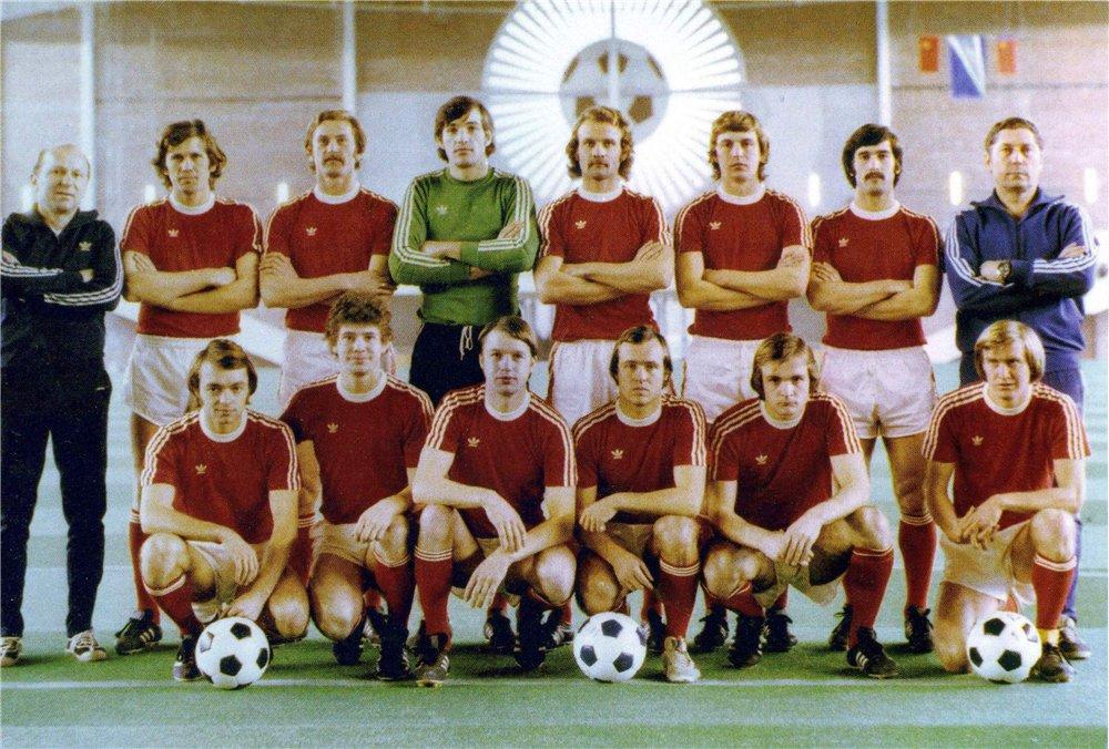Зенит (Ленинград) - 1977