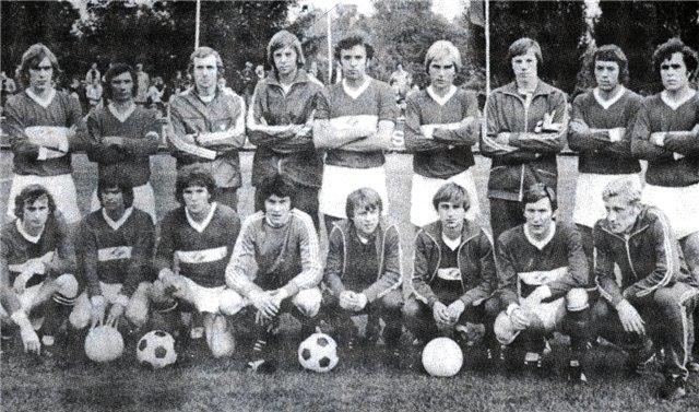 Спартак (Москва) - 1978