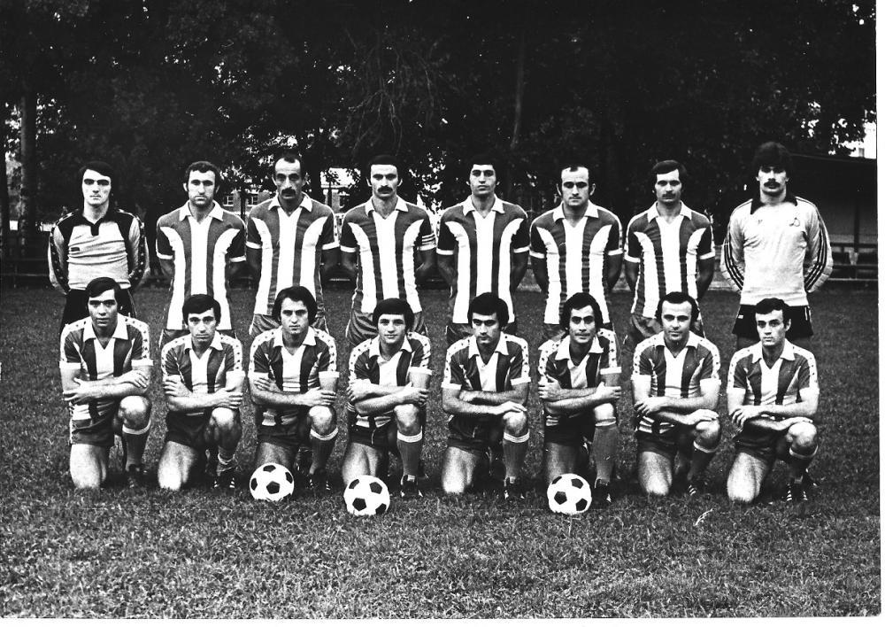 Динамо (Тбилиси) - 1980. Нажмите, чтобы посмотреть истинный размер рисунка