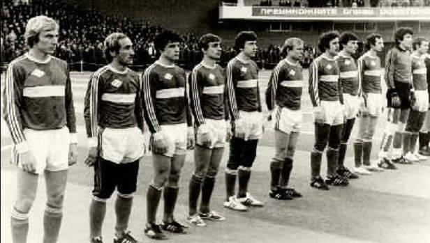 Спартак (Москва) - 1982