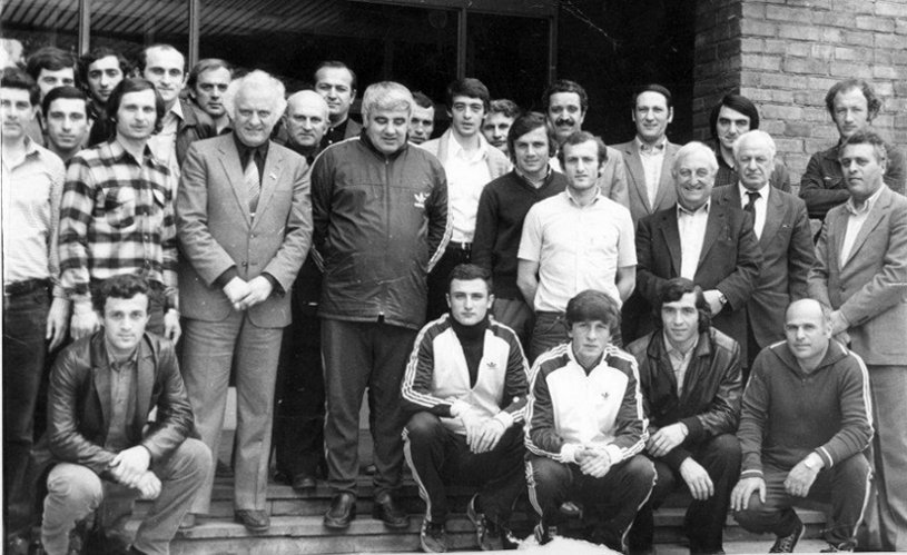 Динамо (Тбилиси) - 1982