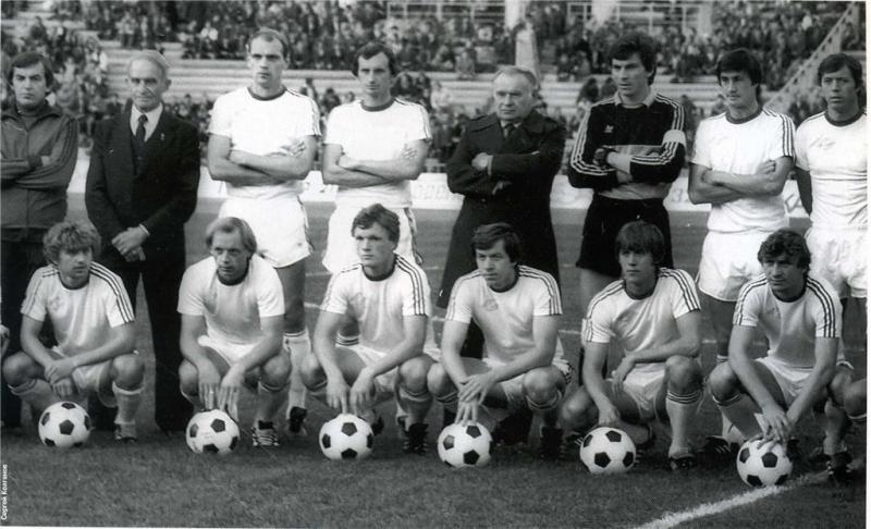 Спартак (Москва) - 1983. Нажмите, чтобы посмотреть истинный размер рисунка
