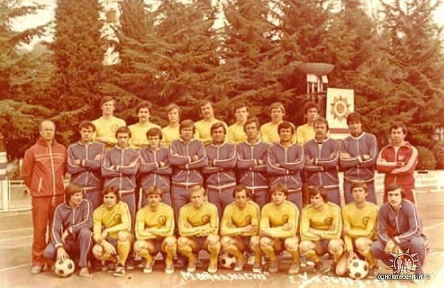 Металлист (Харьков) - 1983