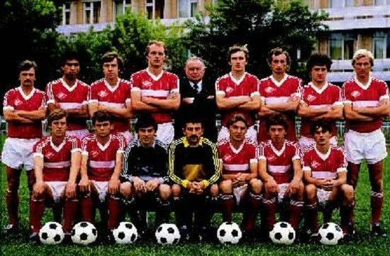 Спартак (Москва) - 1984