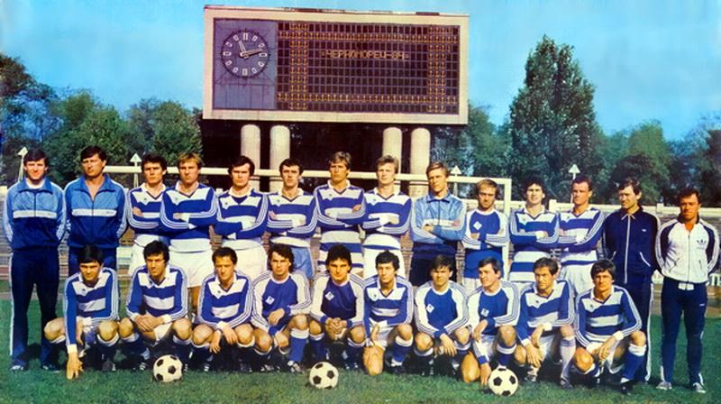 Черноморец (Одесса) - 1984