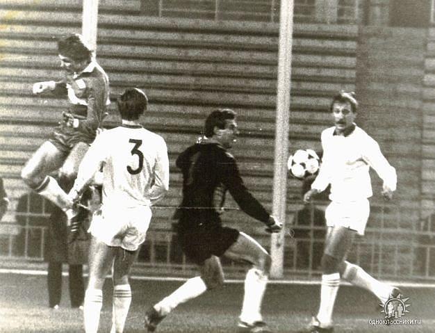 Металлист (Харьков) - 1986