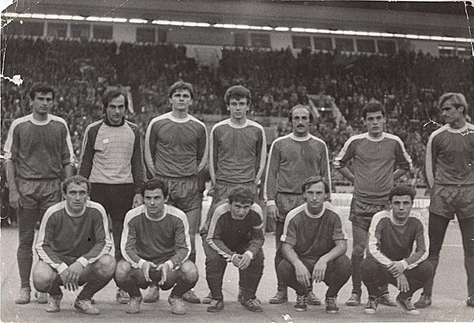 Гурия (Ланчхути) - 1987