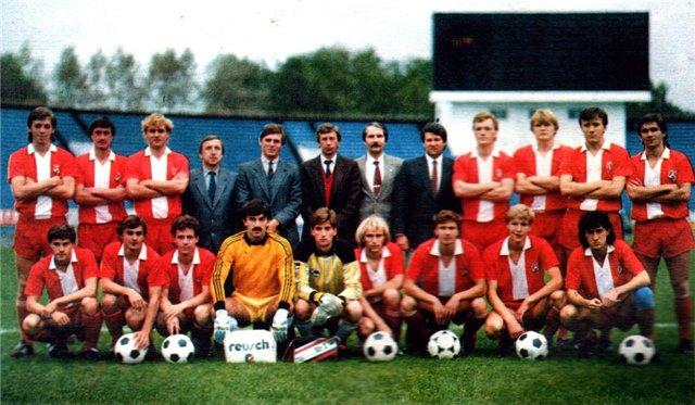 Локомотив (Москва) - 1988