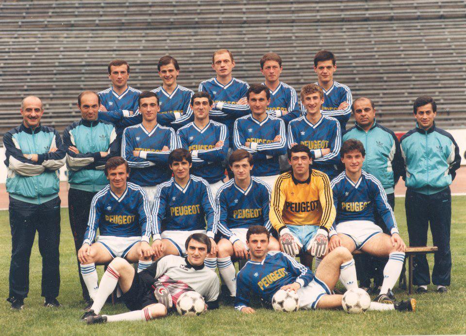 Динамо (Тбилиси) - 1989