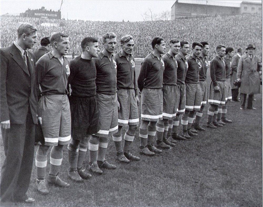 Динамо (Москва) - 1945