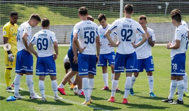 Динамо-2 - Ленинградец 1:2